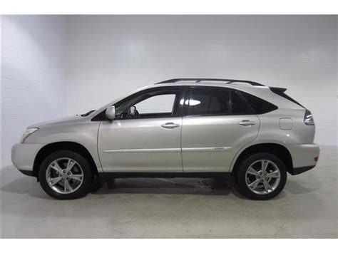 2007 Lexus Rx 400h *hybrid* Gas Saver! & Reliable