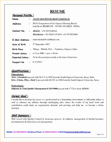 Write Your Own Resume by How To Write An Informative Bio On Yourself Easily