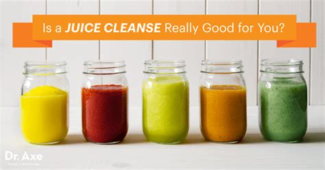 juice cleanse  pros cons   juicing diet dr axe