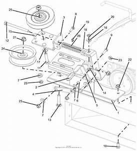 Gravely 815043  000101   52 U0026quot  Bagger Parts Diagram
