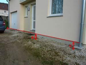 Geotextile Sous Gravier : gravillonner une cour 16 messages ~ Premium-room.com Idées de Décoration