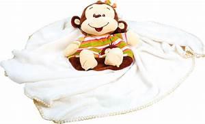Kinderwagen Kissen Zum Zudecken : babydecke kuscheltier affe der windeltorten shop ~ Eleganceandgraceweddings.com Haus und Dekorationen