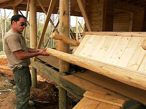 build  porch swing  tos diy