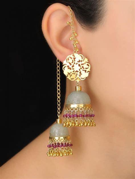 types  kashmiri jhumka simple craft ideas