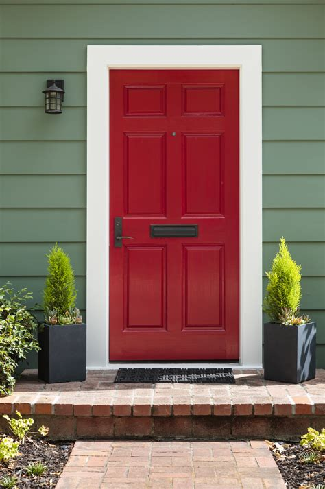 What Your Front Door Says About You   Front Door Color ...