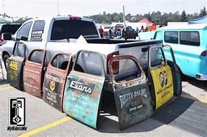 vintge lettering on truck hot rod art hand painted and With hand painted vehicle lettering