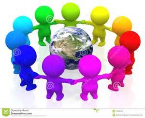 around the world royalty free stock photos image 14938348