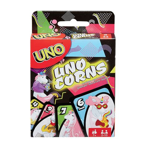 foto de Jeu Uno Unocorns Club Jouet Le plus gros magasin de