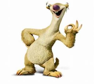 10 best Sid Da Sloth images on Pinterest | Sid the sloth ...