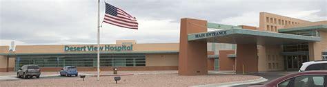 desert view hospital