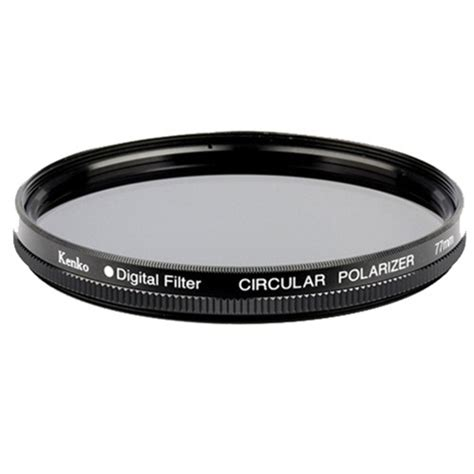 kenko e series 49mm circular polarizer digital glass filter