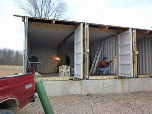Houses Built Out Of Shipping Containers | Container House ...