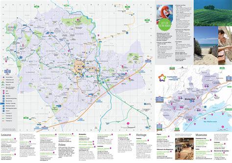 Carte Sud Montpellier by Carte De Montpellier D 233 Couvrir La Ville De Montpelleir