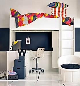 Ikea Stuva Hochbett : dormitorio infantil stuva cama alta de ikea ~ Orissabook.com Haus und Dekorationen