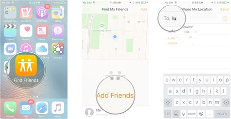 how to add phone to find my iphone how to use find my friends on iphone and imore 3068