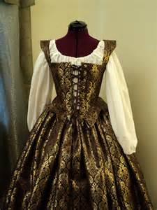 Renaissance Elizabethan Era Dress