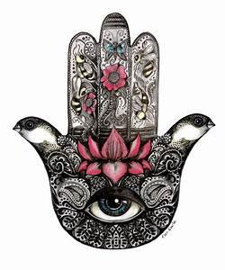 La mano de Fatima | Hamsa | Pinterest | A symbol, Hamsa ...
