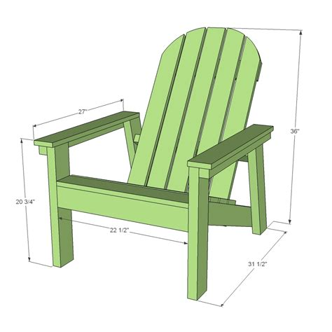 Adirondack Loveseat Plans by 2x4 Adirondack Chair Plans For Home Depot Dih Workshop