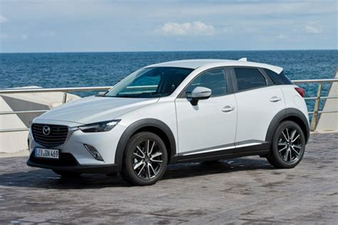 mazda car sales 2015 mazda cx 3 european sales figures