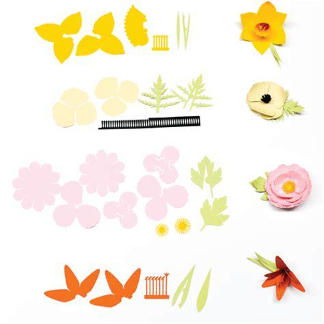 cricut flower template how to make cricut 3d flowers hey let s make stuff