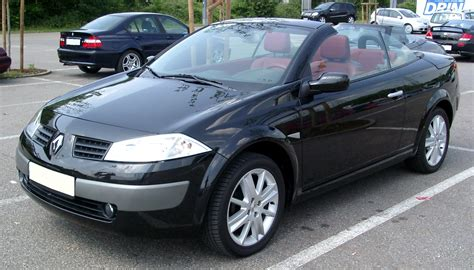 2005 Renault Megane Ii Cc Pictures Information And