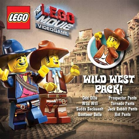 The Lego Movie Anime Lego Images The Lego Movie Wild West Pack Hd Wallpaper And