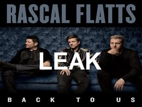 back to cus rascal flatts back to us torrent album