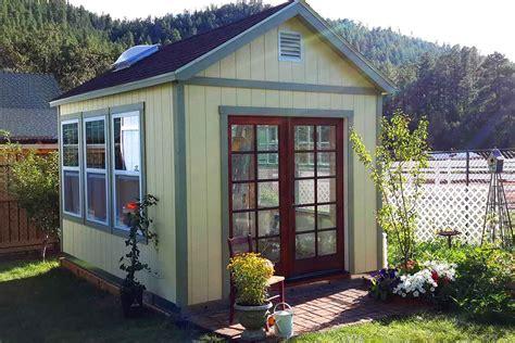 Tuff Shed Backyard Studio by Quot Country Quot Garden Getaway Tuff Shed