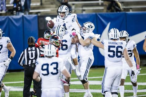 No. 8 BYU football striving to put best product on the ...