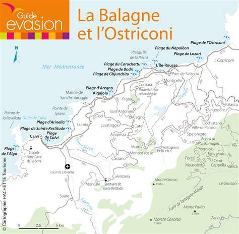 Carte Des Plages De by Top 11 Des Plages De La Balagne Et De L Ostriconi Le