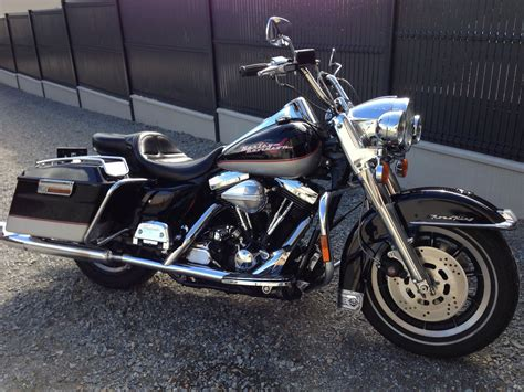 Modification Harley Davidson Road King by Harley Davidson Road King 1340 1995 Future Bikes