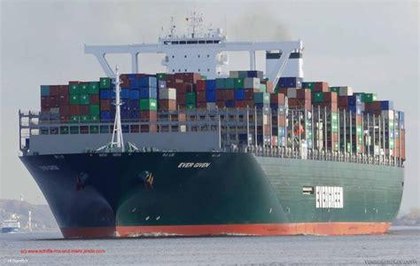 EVER GIVEN Vessel photos for HHSpotter - vesseltracker.com