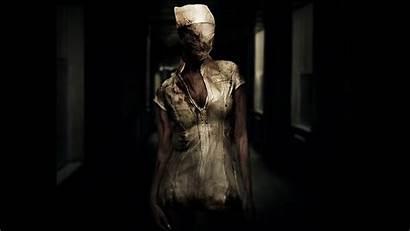 Silent Hill Nurse Horror Desktop Wallpapers Revelation