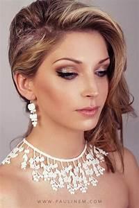 Maquillage De Mariage : modele maquillage mariage ~ Melissatoandfro.com Idées de Décoration