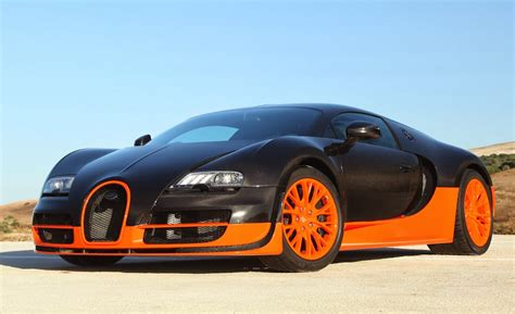 2014 Bugatti Veyron 16.4 Super Sport Is A Very High Price