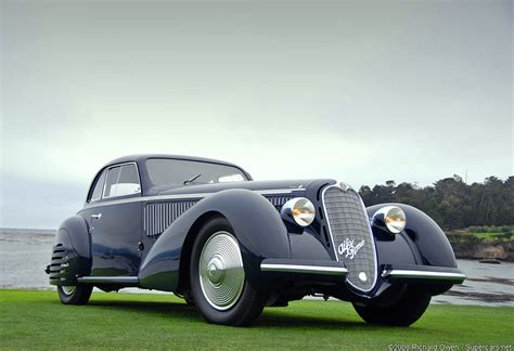 1937 Alfa Romeo 8C 2900B Lungo Berlinetta | Alfa Romeo ...