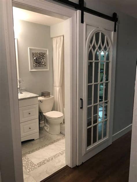 wonderful bathroom door ideas