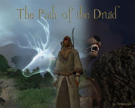 pagan tes mods  path   druid