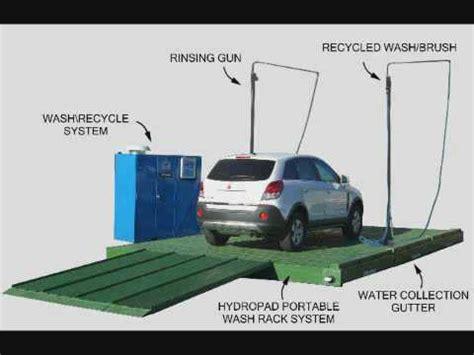 water softner car wash system