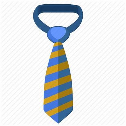 Tie Necktie Clipart Icon Clip Code Striped