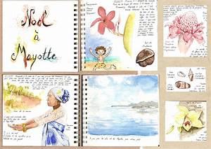 Carnet De Voyage Original : carnet de voyage mayotte by syalice on deviantart ~ Preciouscoupons.com Idées de Décoration