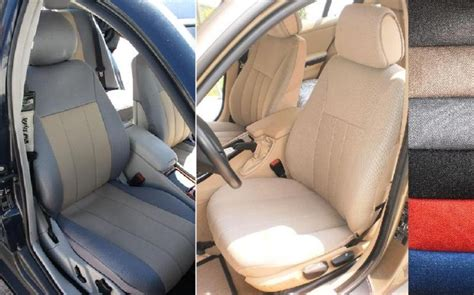 mercedes  class  custom fit synthetic front seat