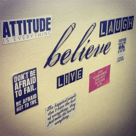 Decorating Ideas With Quotes by Office Wall Decor To Keep Ideas Flowing And Motivation