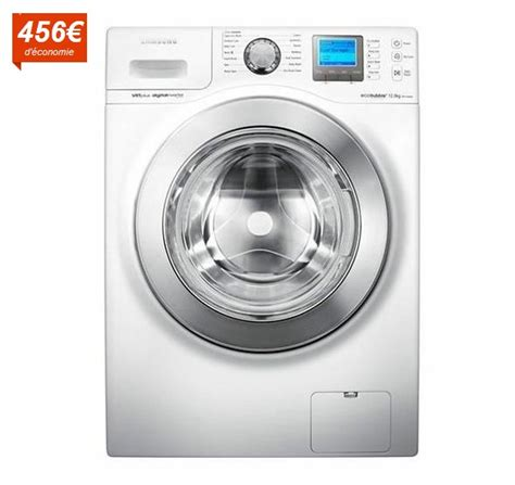 lave linge frontal pas cher samsung wf1124xac lave linge frontal 12 kg pas cher lave linge cdiscount soldes cdiscount top