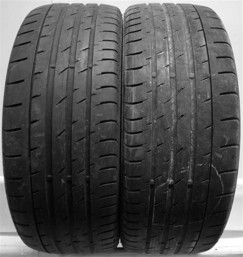 2 2254517 Continental 225 45 17 Part Worn Used 225/45 18
