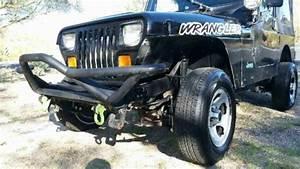 1994 Jeep Wrangler S  5 Speed Manual  4x4  4 Cylinder