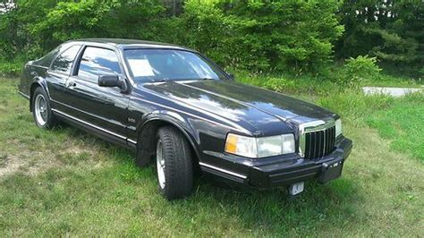 how it works cars 1992 lincoln mark vii regenerative braking sell used 1992 lincoln mark vii lsc sedan 2 door 5 0l in goshen indiana united states for us