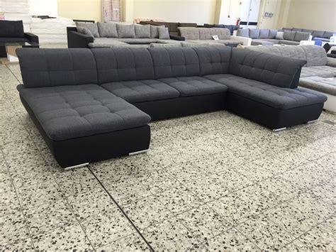 Big Sofa Couch Wohnlandschaft Megasofa Ottomane Re… Www