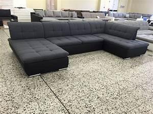 Günstige Big Sofa : big sofa couch wohnlandschaft megasofa ottomane re polsterm bel sofa ~ Markanthonyermac.com Haus und Dekorationen