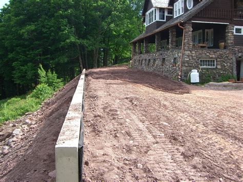 retaining concrete wall crescent dc concrete retaining walls in virginia md and dc